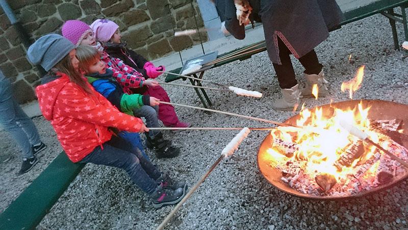 Kindergeburtstag in Aachen feiern auf Burg Soers