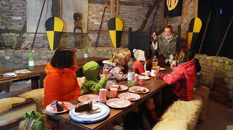 Kindergeburtstag In Aachen